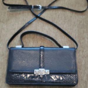 Brighton crossbody wallet-purse. Vintage